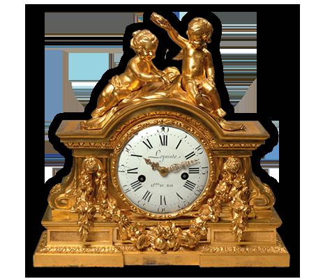 Entretien horloge Lepaute