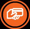 Fonctionne avec des badges RFID Mifare