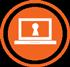 Serrure électronique avec logiciel gestion de droits